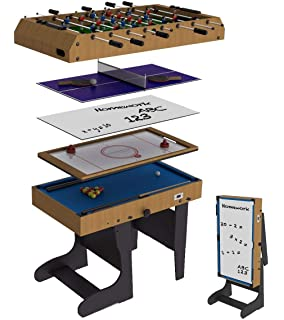 Smoby Powerplay 4 En 1 640001: Amazon.es: Juguetes y juegos