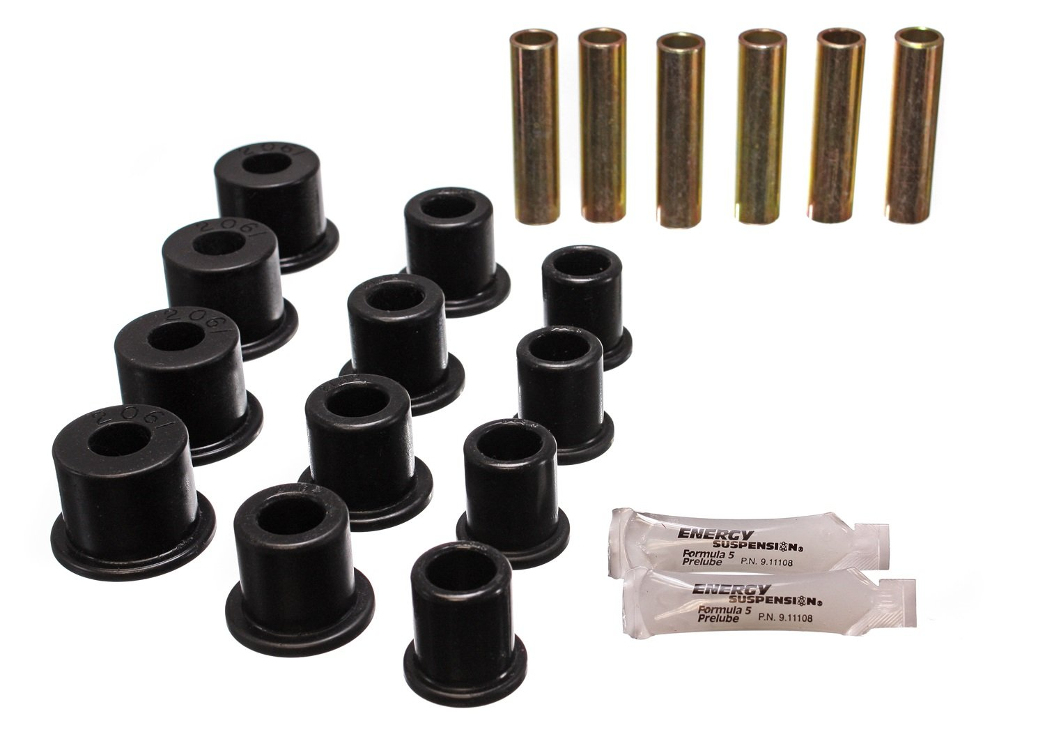 Energy Suspension 4.2134G REAR SPRING BUSHINGS by Energy Suspension