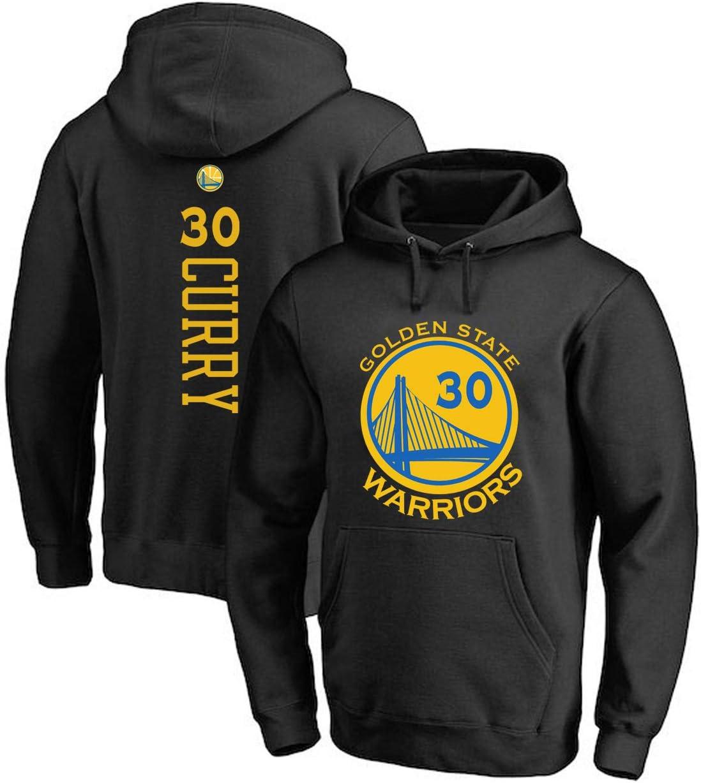 Hombre Mujer Suéter de Baloncesto NBA Warriors 30# Curry Jerseys ...