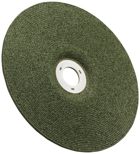 3M(TM) Green Corps(TM) Cutting/Grinding Wheel, Ceramic Aluminum Oxide, 4-1/2