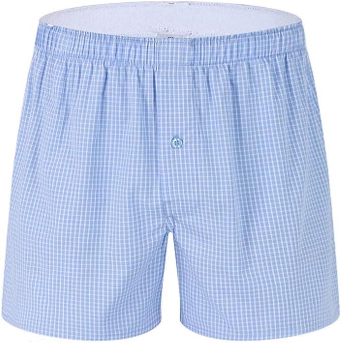 FELZ Pantalones De Pijama Calzoncillos Boxer para Hombre Pantalones Casuales Caseros para El Hogar Cintura Ajustable Pantalones Moda Casuales Chándal De Hombres Jogging Pants Underwear: Amazon.es: Ropa y accesorios