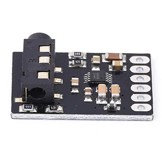 CS4344 D//A Conversion Module DAC Board I2S Interface Stereo Audio Converter NEW