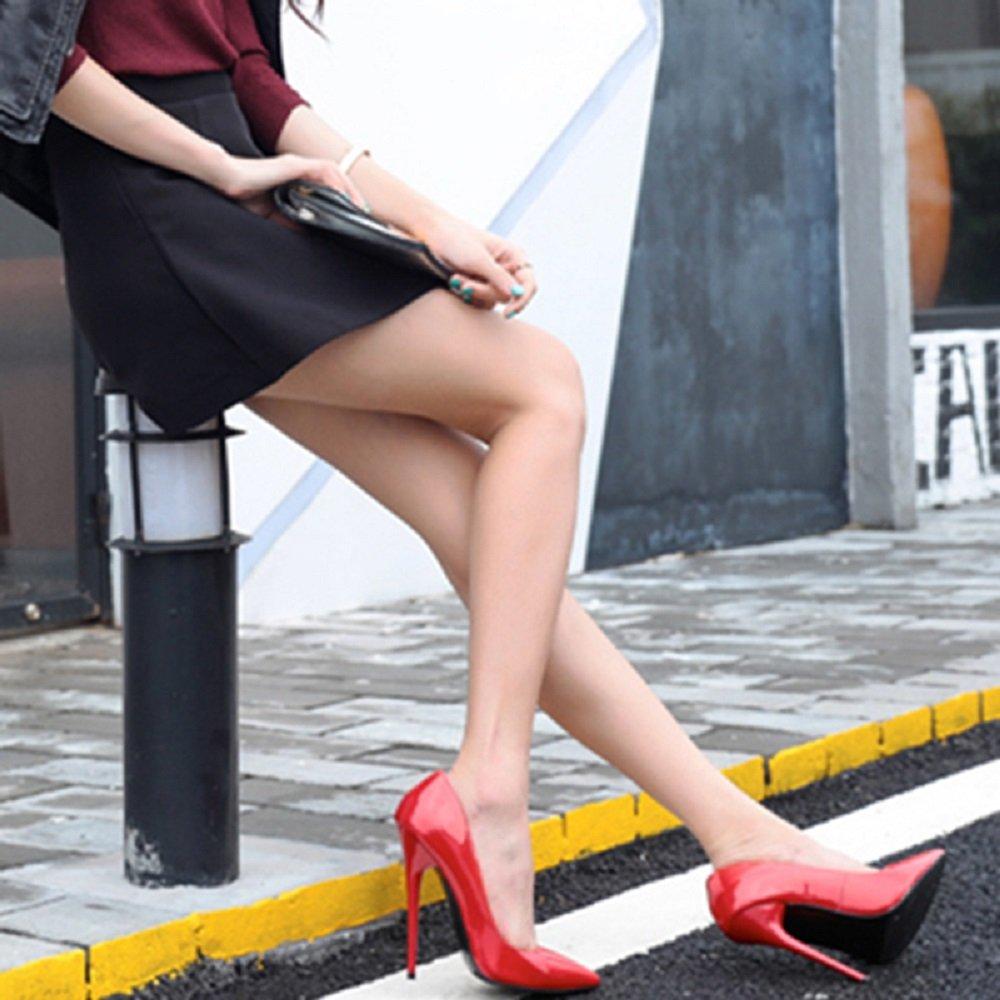 dd2e7843a0b RPBDZKQO Crossdresser 14cm Pointed Toe High Heels 16cm Stilettos ...