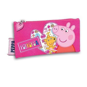 Estuche portatodo Peppa Pig Sweet