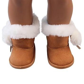 Puppenschuhe  >>> Boots Sneakers mit Pailletten für Baby Born <<< Stiefel