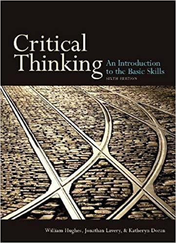 Amazon critical thinking sixth edition an introduction to the critical thinking sixth edition an introduction to the basic skills 6th edition fandeluxe Choice Image
