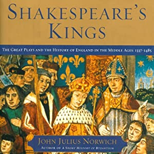 Shakespeare's Kings Audiobook