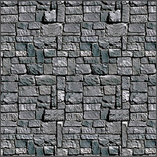 30' Stone Wall Backdrop (1330 Wall)