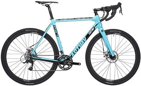 Eastway Carbon - Bicicleta de Carretera para Hombre, L, Color Azul ...