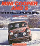 Mini Cooper and S -Ah, Walton, J., 0850458684
