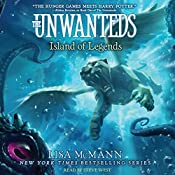 Island of Legends: The Unwanteds, Book 4 | Lisa McMann