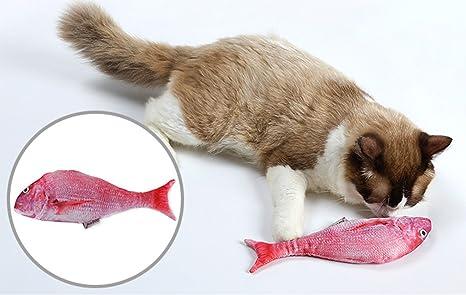 Xiaoyu Pescado Gato Juguetes, el Gato de Peces de Juguete, la Simulación de los