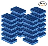 Cleaning Scrub sponge by Scrub-it - Non-Scratch - Scrubbing Dish Sponges Use for Kitchens, Bathroom & More - 24 pack