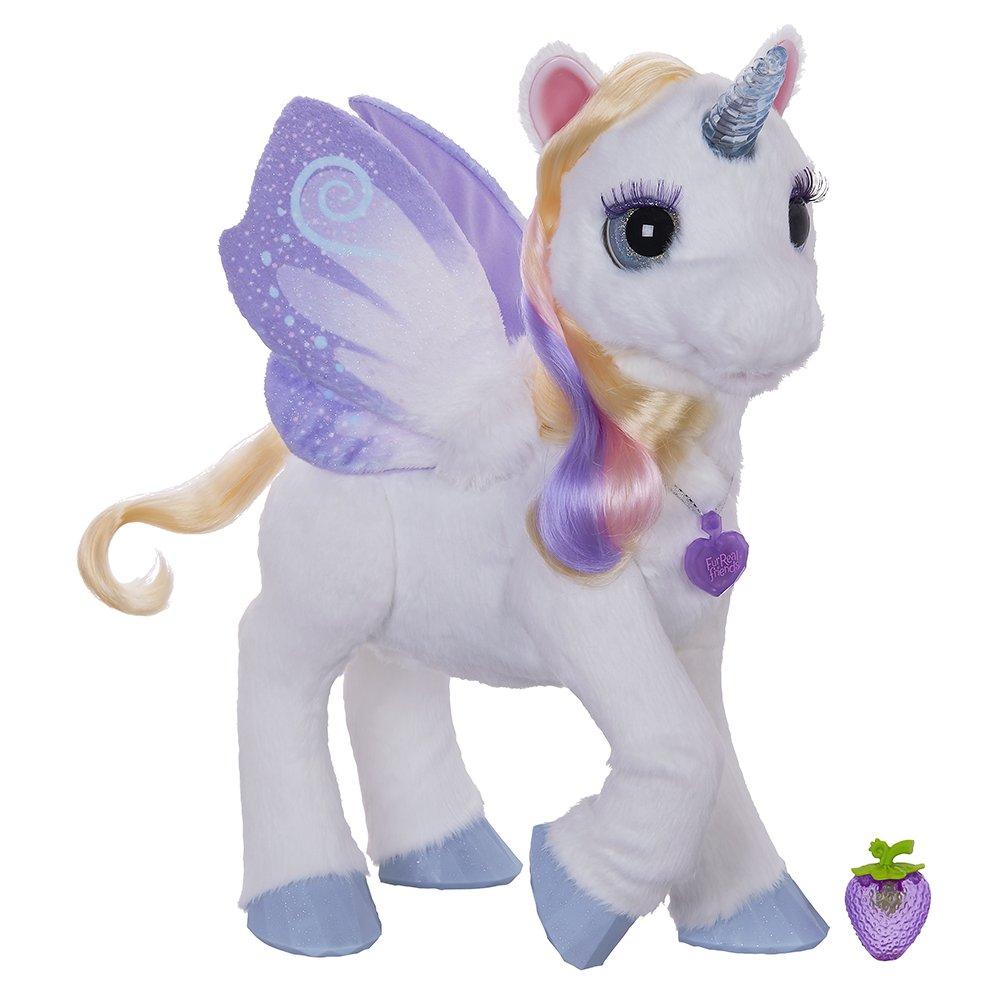 Furreal Friends Peluche StarLily Mi Unicornio Mágico Hasbro B