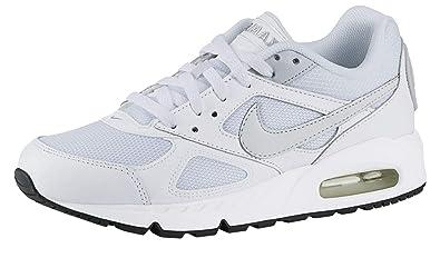 new style 1da86 40fb6 Nike Womens WMNS Air Max Ivo Trainers, White (WhiteCool GreyPure