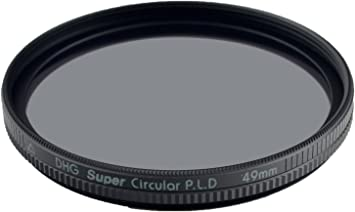 Circular Polarizer - Designed for Digital Cameras MARUMI 49mm DHG Super CPL
