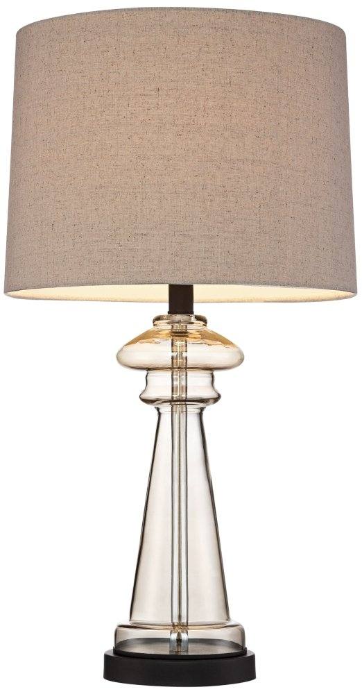 Dalia Champagne Glass Table Lamp Set of 2 by 360 Lighting (Image #2)