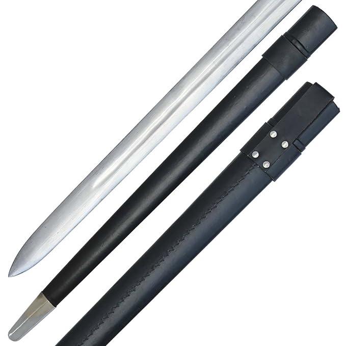 Amazon.com: Arqueros Acero Medieval Guerra Arming espada ...