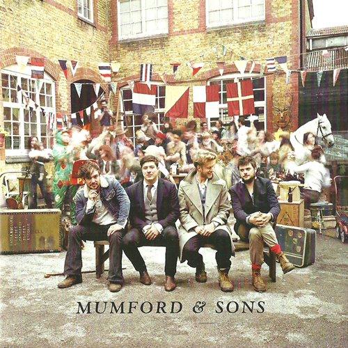 Music : Rock Pop Indie Banjo Guitar Music (CD AlbumMumford & Sons, 12 Tracks)