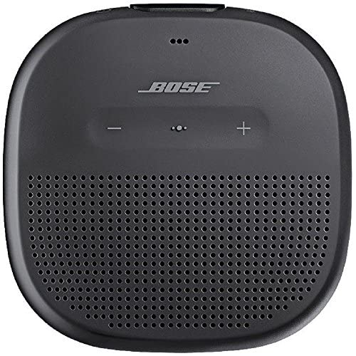 Bose SoundLink Micro Bluetooth speaker - Black