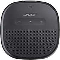 Save on Bose SoundLink Micro Bluetooth speaker - Black and more