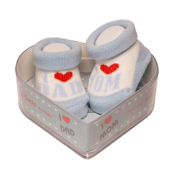 Calcetines para bebés recién nacidos 0-4 meses | Algodón grueso y ...