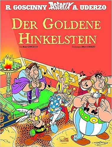 Asterix – Der Goldene Hinkelstein (Sonderband)