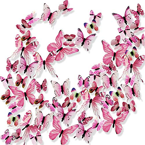 Ewong Butterfly Stickers Decorations Classroom product image