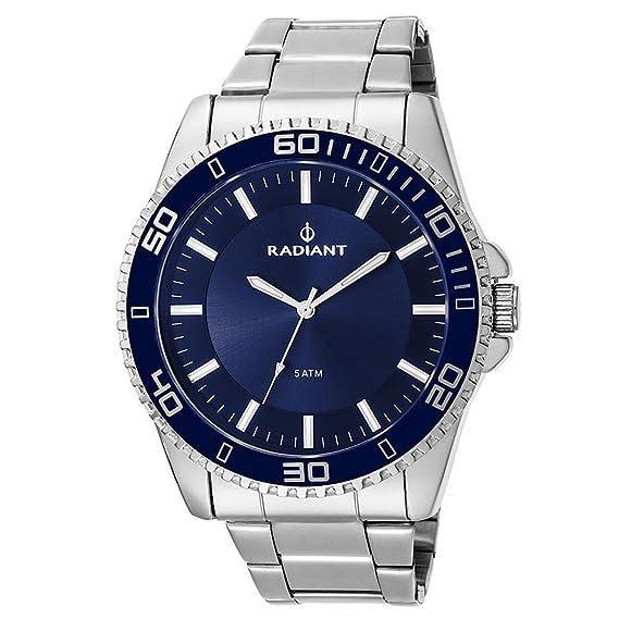 Reloj Radiant hombre New Hero RA374204 [AB2216] - Modelo: RA374204: Radiant New: Amazon.es: Relojes