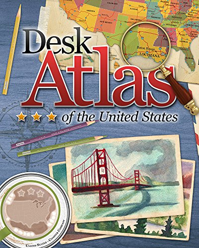 Desk-Atlas-of-the-United-States