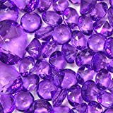 Best Koyal Wholesale Vases - Koyal Wholesale Centerpiece Vase Filler Acrylic Diamonds, Purple Review