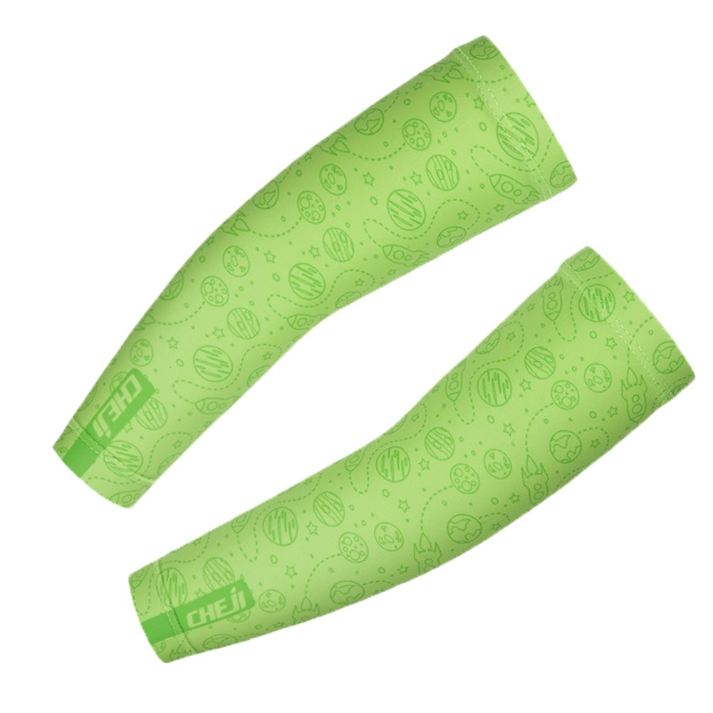 1-7 Years Ceguimos Children Little Kids 1 Pair Sports Arm Sleeves UV Protection for Cycling Football Baseball