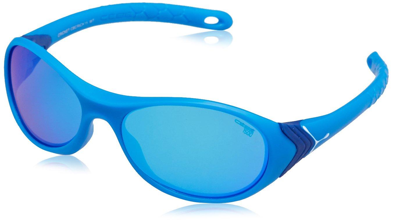 1767622299 Cébé - Cricket - Sunglasses, Children's, CBCRICK15, Cricket Blue Blue 1500  Grey BL FM Blue: Amazon.co.uk: Sports & Outdoors