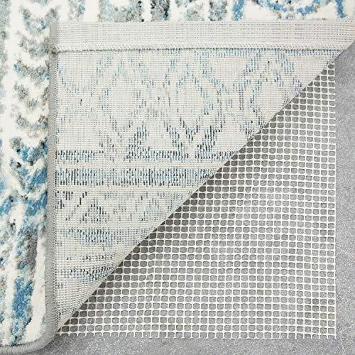 ITSOFT Non Slip Area Rug Pad Carpet Underlay Mat on Hard Floor Runner Extra Strong Grip, 2 x 4 Feet