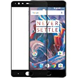 [IMPROVED and Specially Designed] MARLAYS OnePlus 3T / One Plus 3T FULL SCREEN and EDGE COVERAGE Tempered Glass Screen Protector for OnePlus 3T / One Plus 3T / OnePlus 3 / One Plus 3 / OnePlus Three