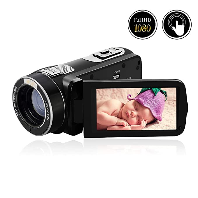 1 opinioni per Videocamera Alta Definizione Fotocamera