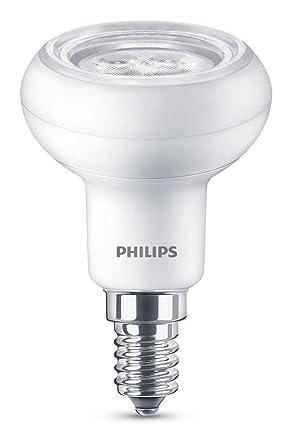 Philips Bombilla Reflector E14 929001235801-Bombilla LED, Casquillo, Consume (Equivalente a 25