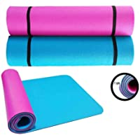 10mm Çok Amaçlı Pilates ve Yoga Matı - 10 mm Thick All-purpose Pilates and Yoga Mat