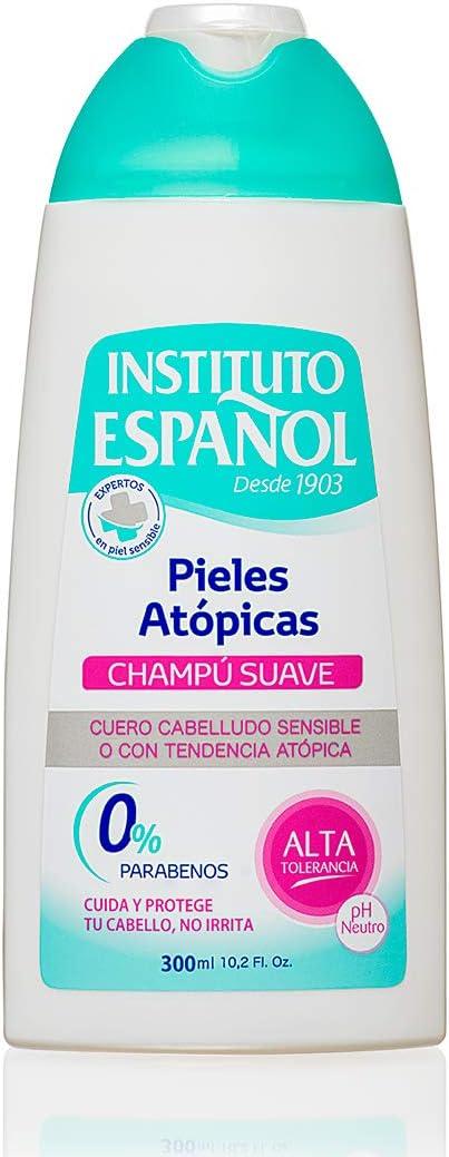 Instituto Español Champú para Piel Atópica- 300 ML, 1 unidad