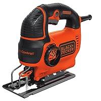 Deals on BLACK+DECKER Jig Saw, Smart Select, 5.0-Amp