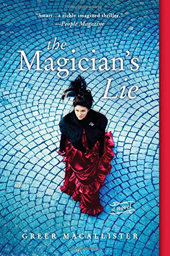 Magicians Lie Novel Greer Macallister product image