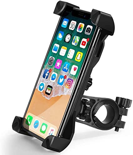 SHS - Soporte Universal para teléfono móvil para Bicicleta ...
