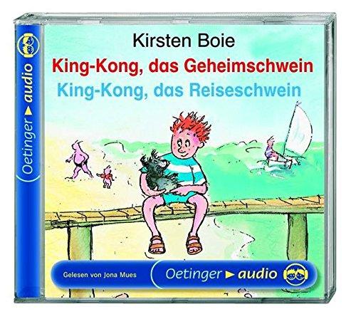 King Kong Das Geheimschwein Hörbuch