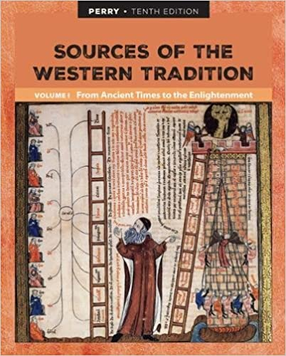 Amazon 1 sources of the western tradition volume i from 1 sources of the western tradition volume i from ancient times to the enlightenment 10th edition fandeluxe Images
