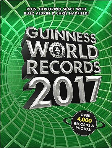 Guinness World Records  Guinness World Records Chris Hadfield Buzz Aldrin  Amazon Com Books