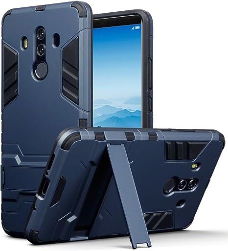 TERRAPIN Huawei Mate 10 Pro Carcasa Híbrida de Silicona + ...