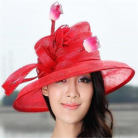 Xuanbao-Hat La Moda del Sombrero del Cubo Loto Ligero y Elegante ...
