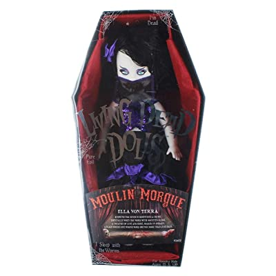 Living Dead Dolls Series 33 Moulin Morgue: Ella Von Terra: Toys & Games