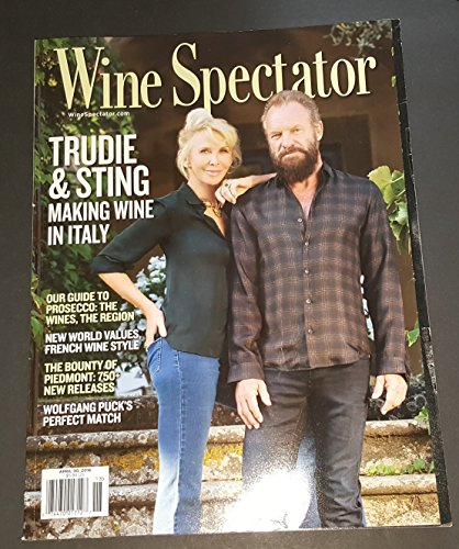 Wine Spectator Magazine (April 30, 2016)