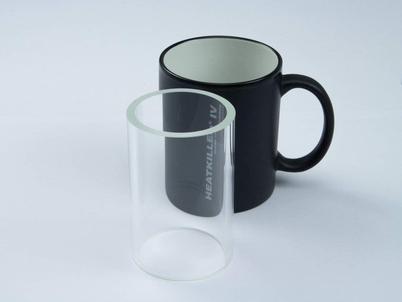 100mm Watercool HEATKILLER Replacement Glass Tube